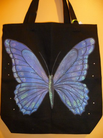 Butterfly - Tote Bag (front)