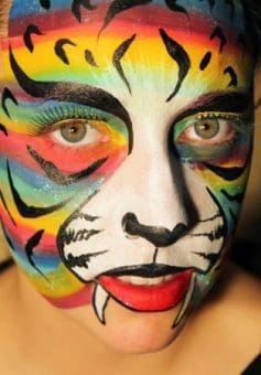 On-Location Face Painting Available